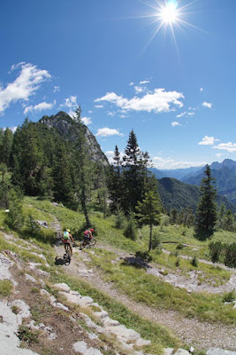 Mountainbiketouren Freeride Inc. Austria