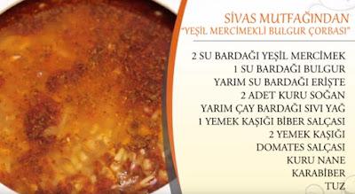 çorba tarifleri nursel ile ramazan sofrası