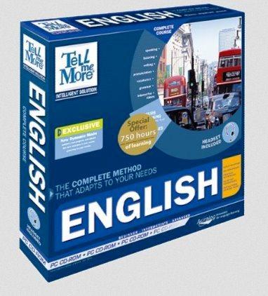 Tell Me More English (Curso interactivo de Inglés)