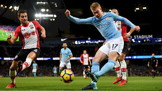 اون لاين مشاهدة مباراة مانشستر سيتي وساوثهامتون بث مباشر 4-11-2018 الدوري الانجليزي الممتاز اليوم بدون تقطيع