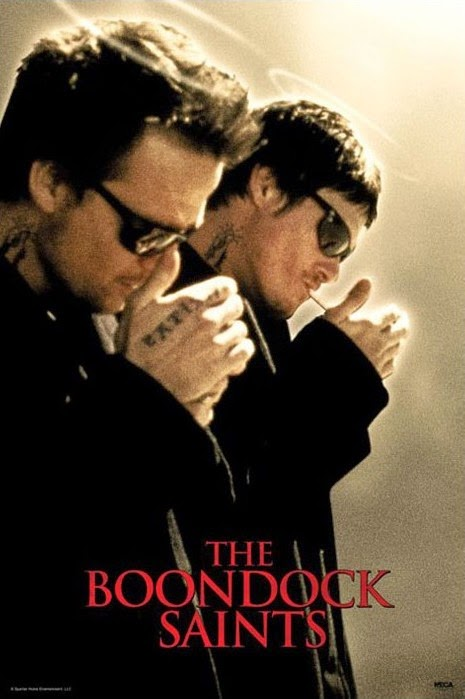 The Boondock Saints Movie Poster