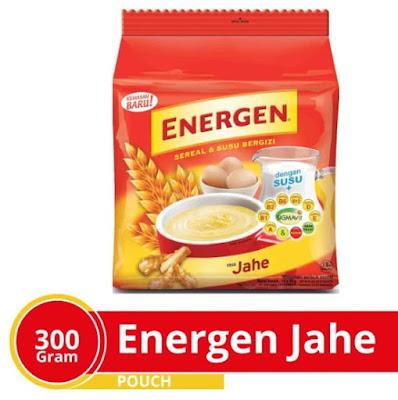 Energen Rasa Jahe