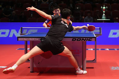 PyeongChang 2018 Olympics Table Tennis Schedule