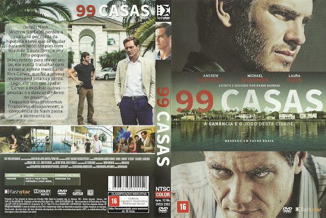 Capa DVD 99 Casas