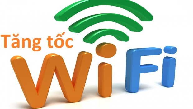 Cách Tăng Tốc Mạng WIFI Internet FPT