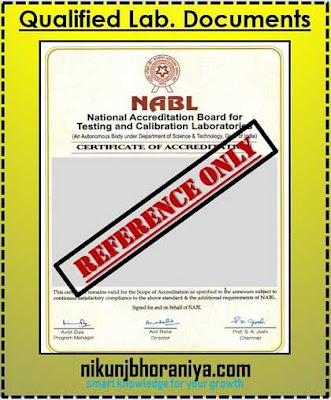 Qualified Laboratory Documentation in PPAP