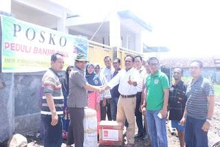BMMB Jakarta Terus Distribusikan Bantuan Korban Banjir