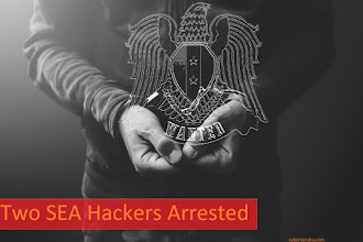 Two Hackers of Syrian Electronic Army got Arrested
