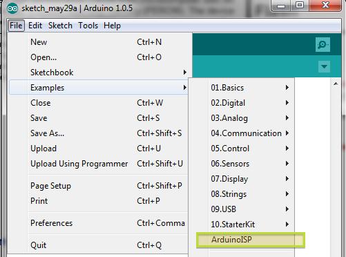 DCG Tek: Installing a bootloader on a Sanguinololu (see part 2 for