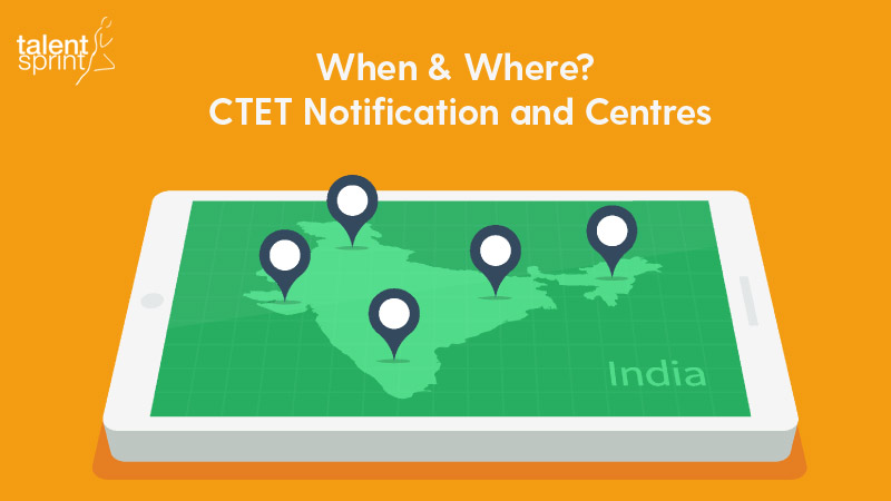 When & Where? CTET Notification and Centres   TalentSprint Ctet Application Form February on february 2016 holidays, february calendar,