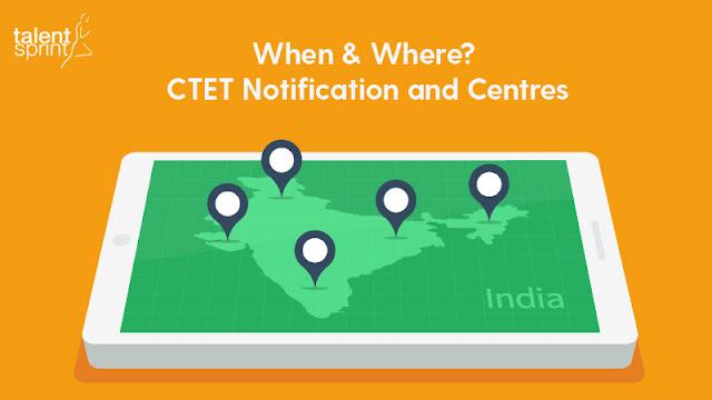 CTET centres
