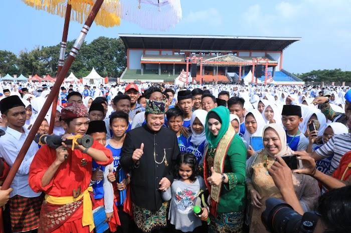 Semarak Festival Kalianda Satukan Keragaman Adat Budaya