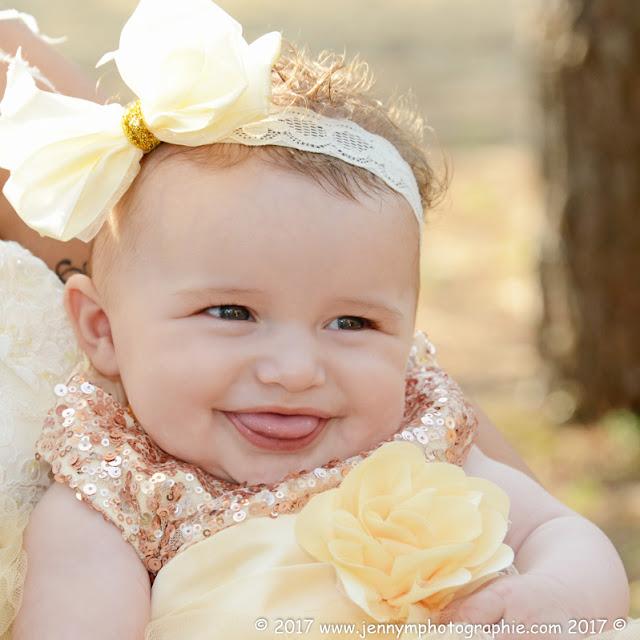 portrait bébé enfant tenue cérémonie