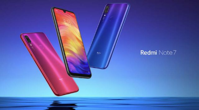 Xiaomi Redmi Note 7 Full Specification and Price Philippine