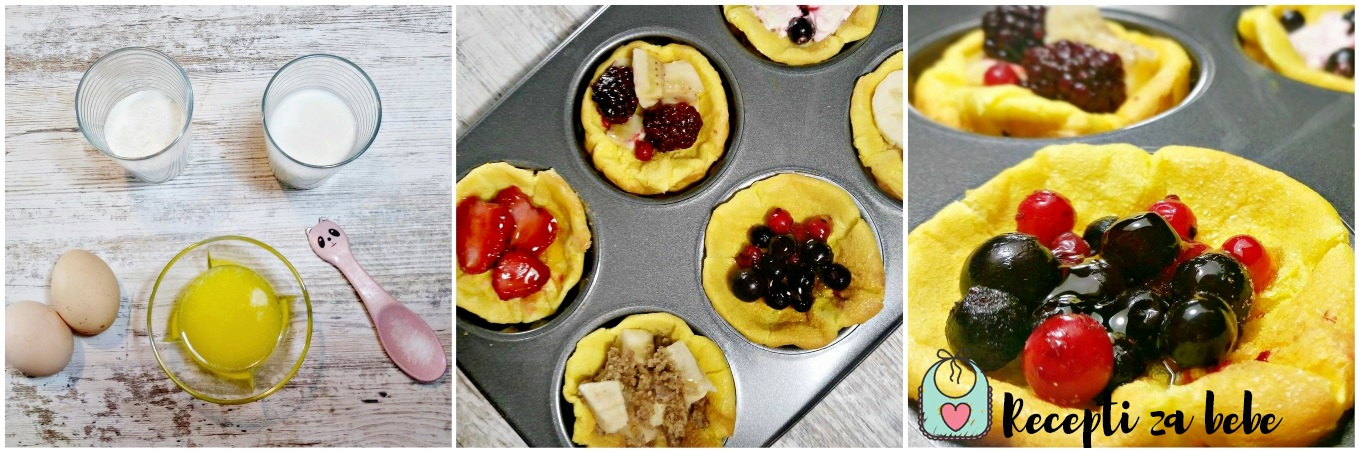 mini palacinke