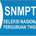 Informasi SNMPTN 2018 Terbaru