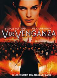 V de Venganza (V de Vendetta) Poster