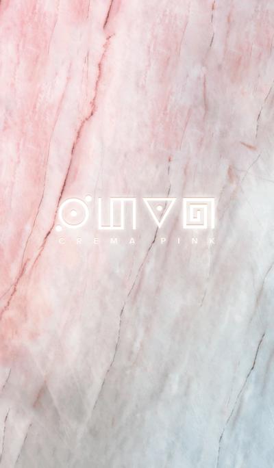 ONYX: Crema Pink