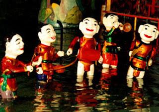Watter Puppet Show