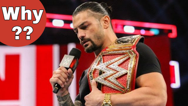 Why Roman Reigns Left WWE | Roman Reigns pics