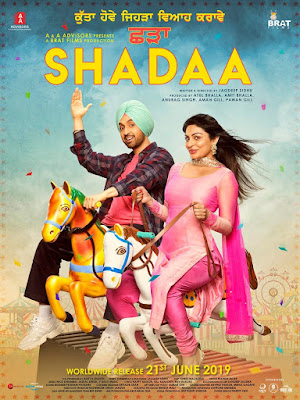 Shadaa 2019 Punjabi 480p WEB HDRip 400Mb x264