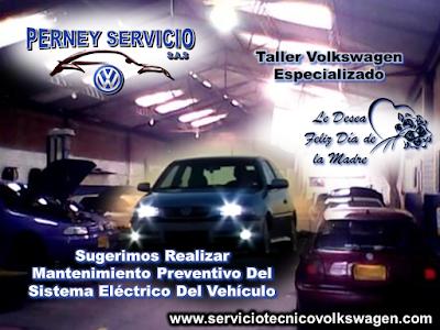 Sistema Electrico Volkswagen