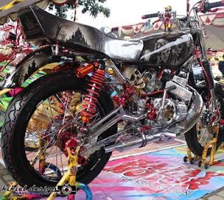 harga baru bekas Yamaha RX King