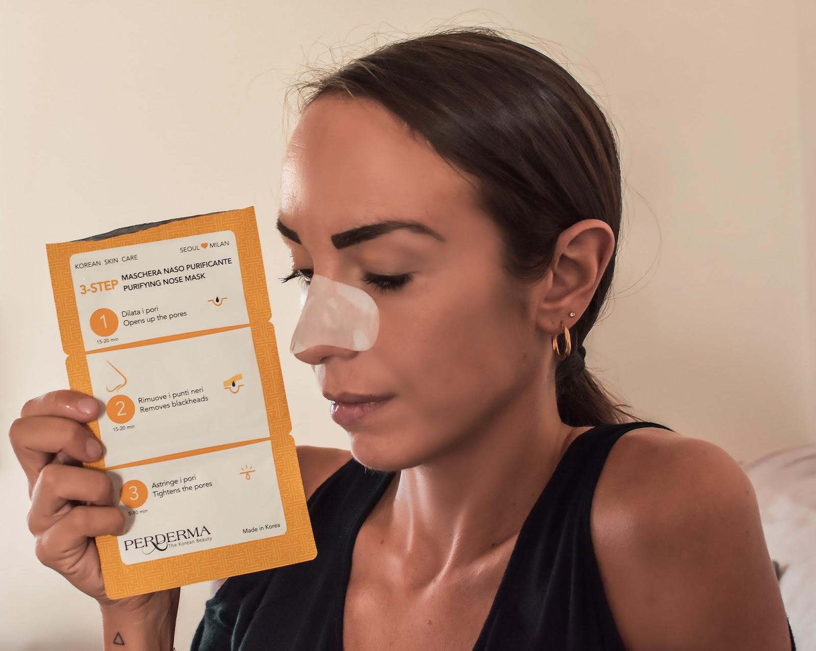 maschera naso