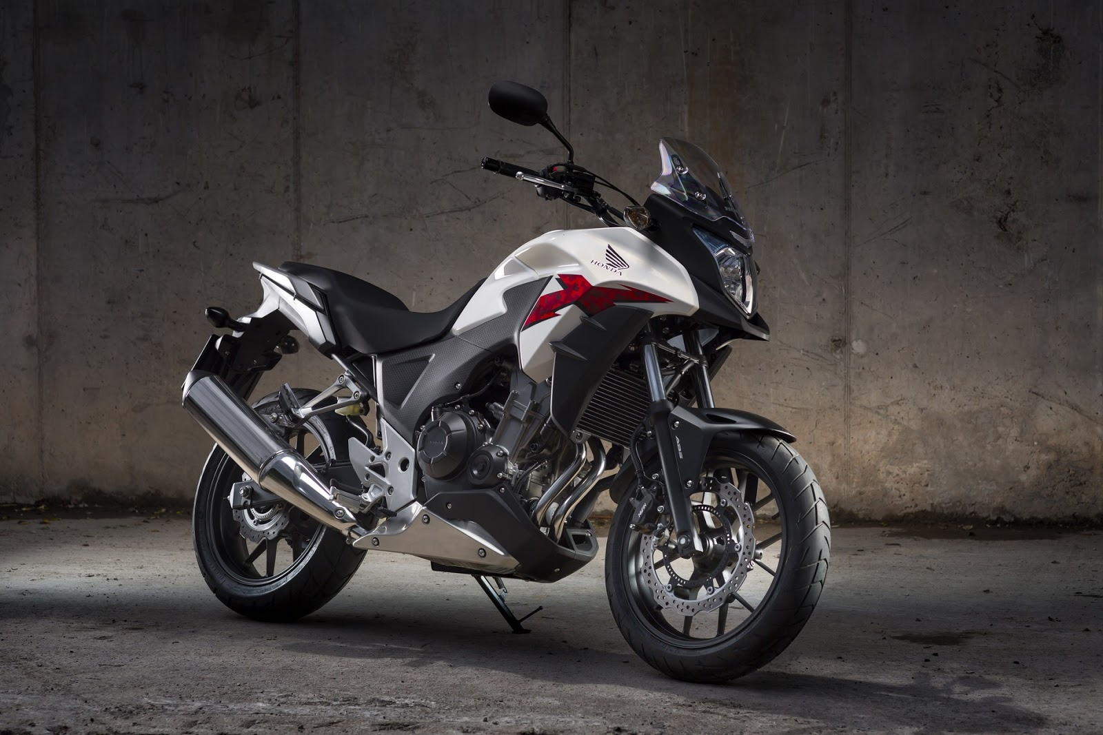 A Corbin Says What?: Honda CB500X Review With Special