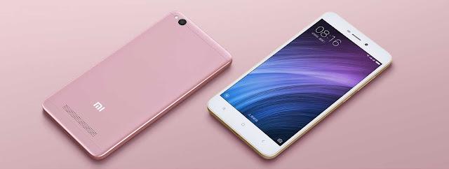 Spesifikasi Lengkap HP Xiaomi Redmi 4A