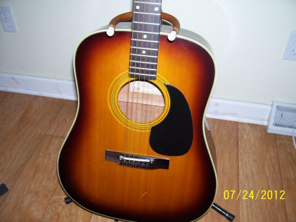 Craigslist Vintage Guitar Hunt: Epiphone 1976 FT-145SB MIJ ...