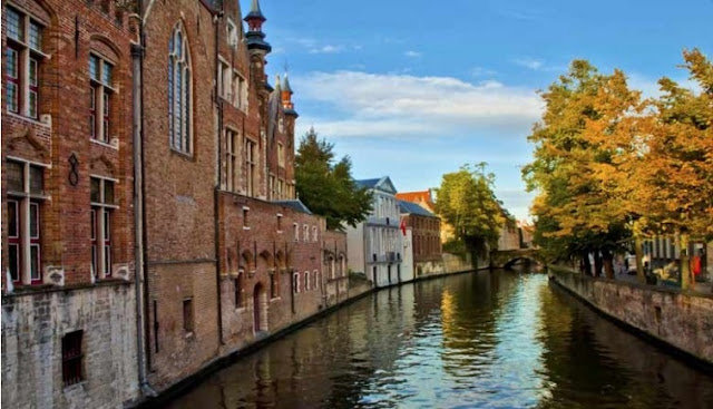 Bate e volta a Bruges