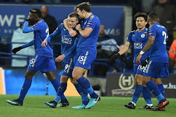 Cuplikan Gol Leicester vs Tottenham Hotspur 2-1