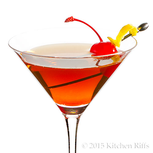 The Bijou Cocktail