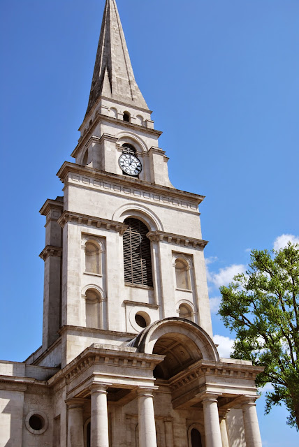 Christ Church, Hawksmoor
