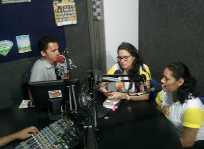 Escute o áudio do  Programa Noticiário 98 desta quinta-feira