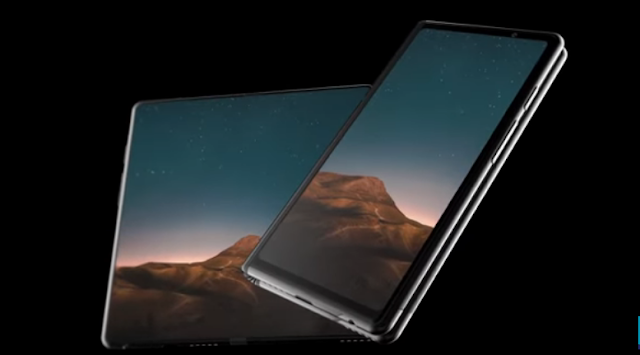 Samsung Foldable Phones - Galaxy f - qasimtricks.com