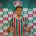 Zagueiro Paulo Ricardo é apresentado no Fluminense