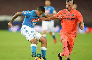 Watch Napoli vs Empoli Live Streaming Today 2-11-2018 Italy Serie A