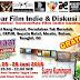 Nanti Malam, Nobar Film-film Indie Komunitas Film Kuningan di AS PUTRA Bazaar