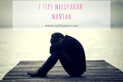 7 Tips Melupakan Mantan