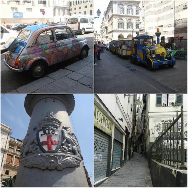 O que fazer em Gênova - centro