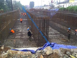 jasa kontraktor pembangunan area pabrik