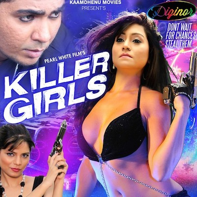 Killer Girls 2016 Hindi 480p HDRip 300mb