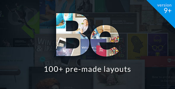 Free Download BeTheme V9.7 Responsive Multi-Purpose WordPress Theme