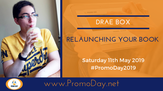 #PromoDay2019 Webinar with Drae Box