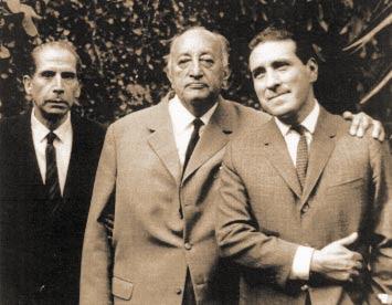 Cardoza, Asturias y Carlos Solórzano