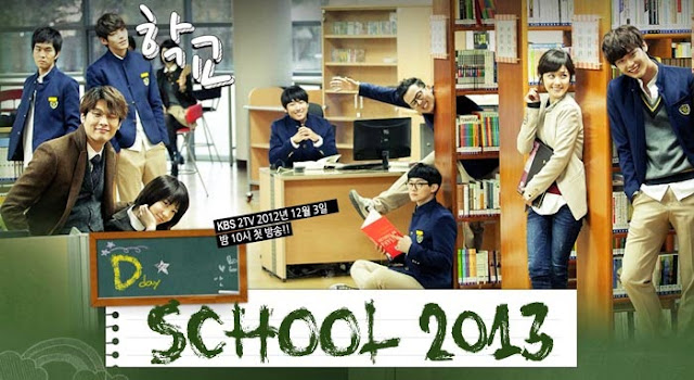 Drama Korea School 2013 Subtitle Indonesia