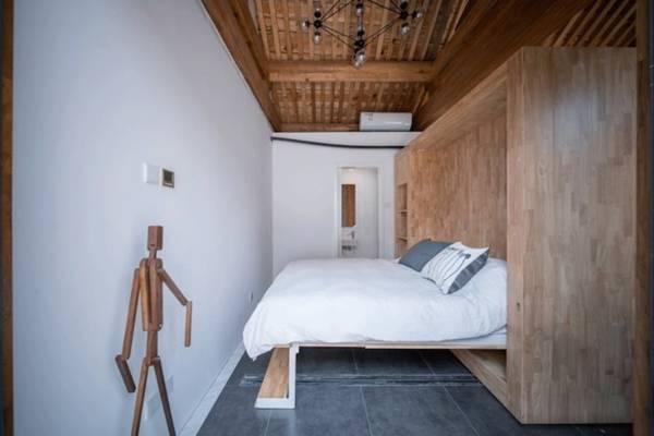 Khu vực giường ngủ