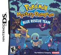 Pokemon Mystery Dungeon - Blue Rescue Team